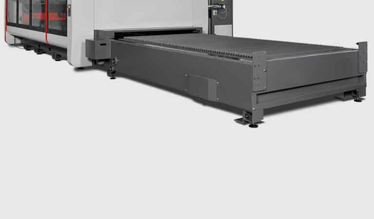 دستگاه برش لیزر Bysprint 3015-3KW 2001