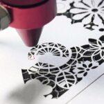 فناوری برش کاغذ با لیزر