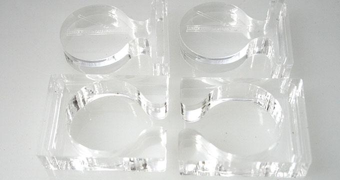 مزایای برش با کمک لیزر بر روی شیشه