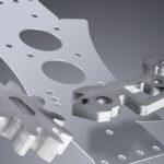 ضخامت برش لیزر در انواع فلزات