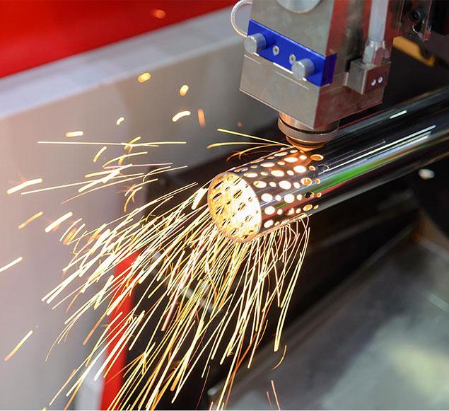 بهترین دستگاه برش لیزر برای برش بر روی قطعات منحنی و مدور کدام است