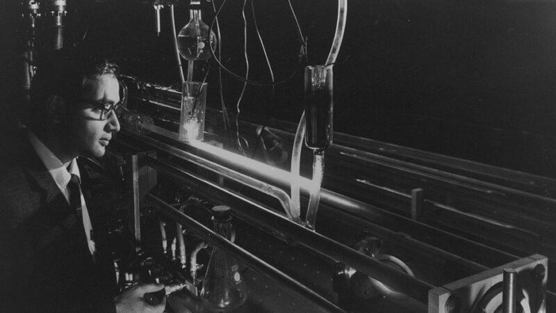 تاریخچه لیزر از اولین نظریه تا به امروز